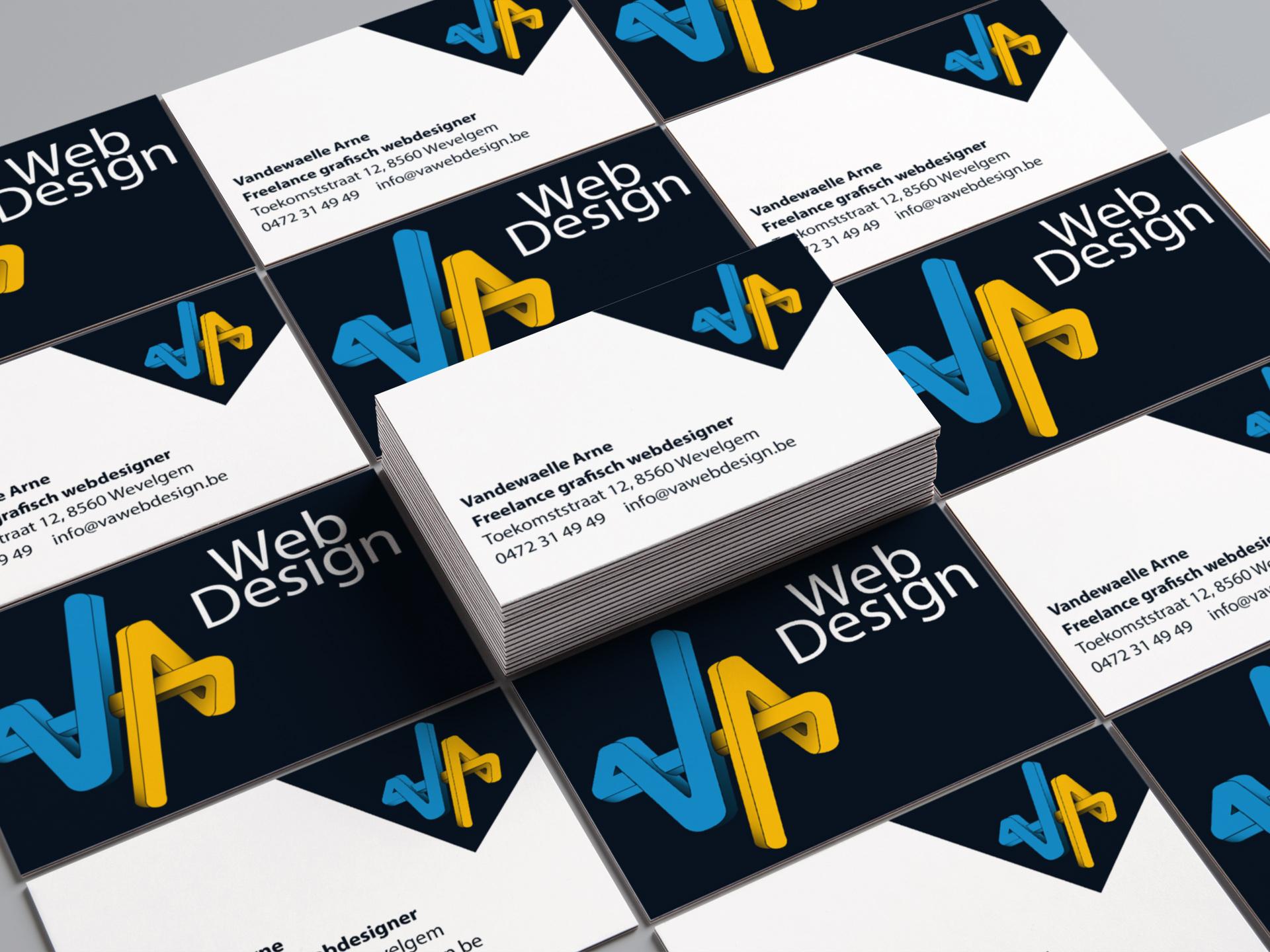 Drukwerk VA Webdesign